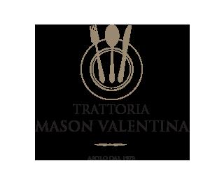 Trattoria Mason Valentina Logo